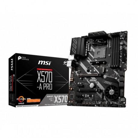 Motherboard ATX MSI X570-A Pro